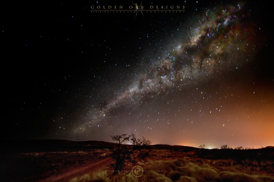 Starry-tracks