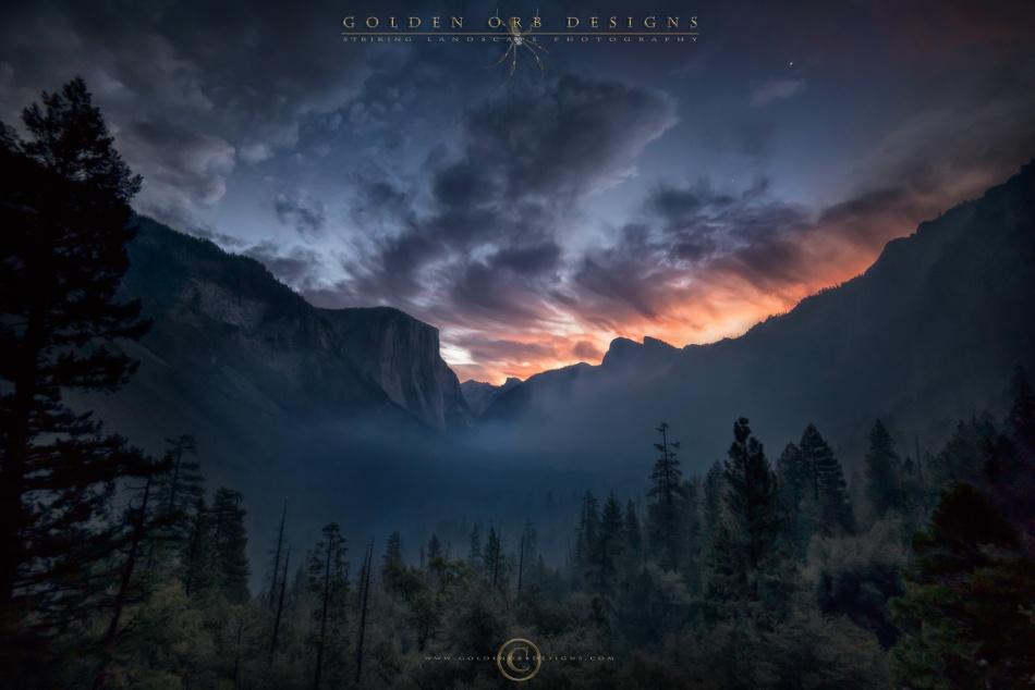 Yosemite-Sunrise